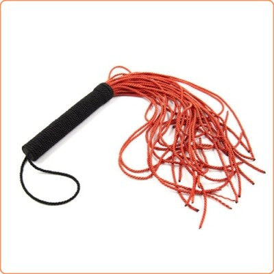 Wholesale Double Color Cotton Rope Whip
