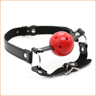 Wholesale Harness Breatheable Ball Gag