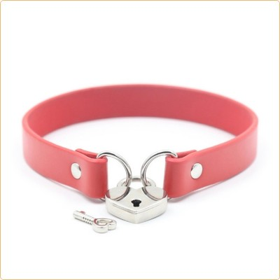 Wholesale Heart Locker Neck Collar