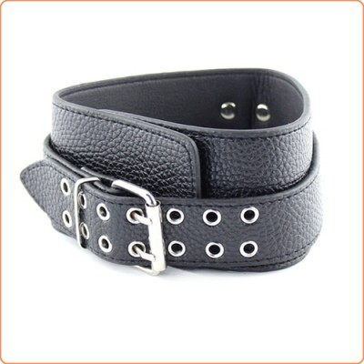 Wholesale Lichee Pattern Double Pin Buckle Collar