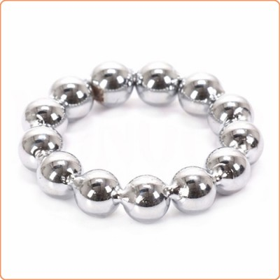 Wholesale Meridian Stainless Steel Beaded Cock Rings
