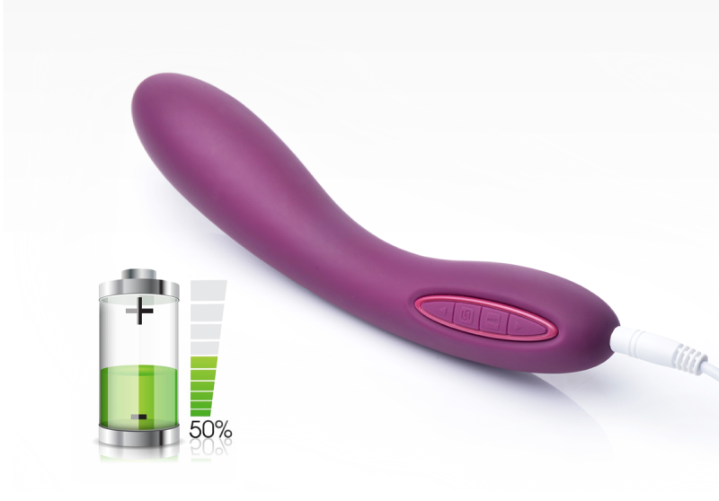 Rechargeable g spot vibe